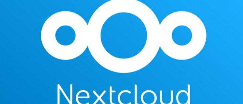 Облачные технологии хранения данных компании — NextCloud