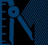 Логотип для кадастрового инженера