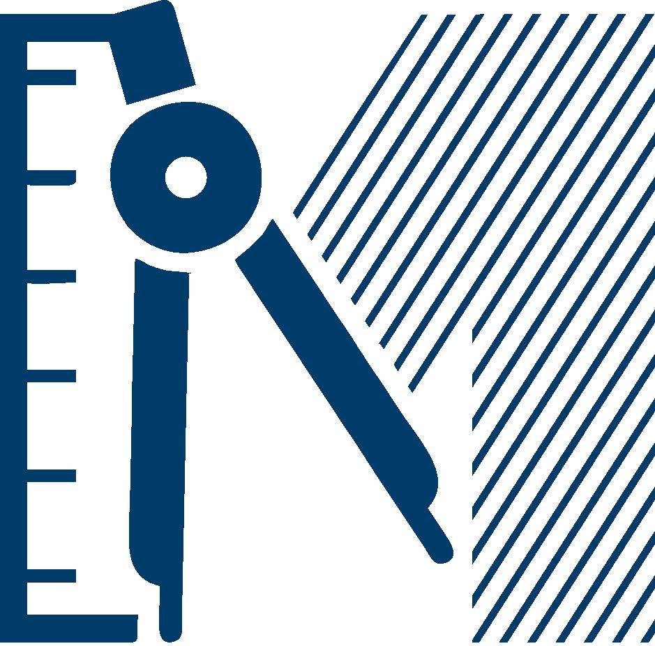 Логотип кадастрового инженера
