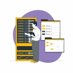 Облачные технологии хранения данных/файлов компании