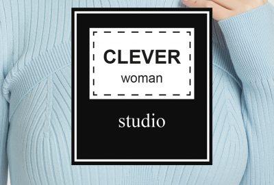 Сайт для бренда одежды Clever