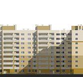 Сайт жилого комплекса «Гагаринские высоты» в городе Балаково