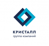 Разработка логотипа и айдентики для компании «Кристалл» в городе Балаково
