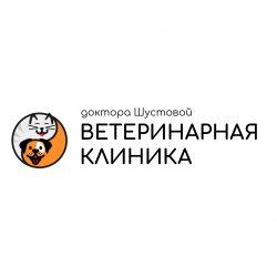 Разработка логотипа для ветеринарной клиники доктора Шустовой