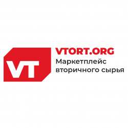 Разработка логотипа для маркетплейса вторичного сырья —  VTORT.ORG